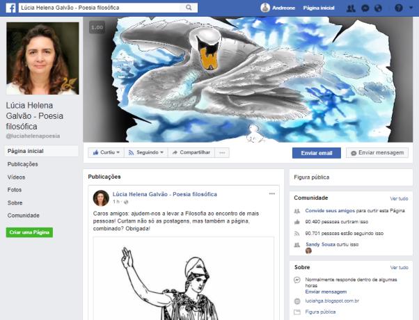 Lucia Helena - Facebook