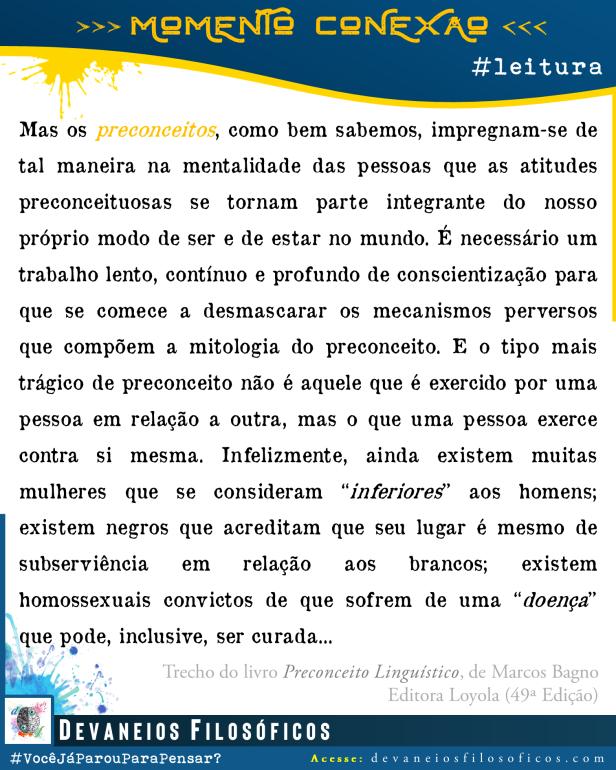 Texto Marcos Bagno
