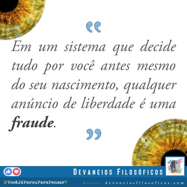 Fraude do sistema